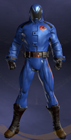 Cobra Commander (DC Universe Online) by Macgyver75