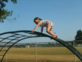 Lacey Jungle Gym by Unmiracle-stock