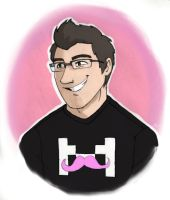 Markiplier - 24 by wilhelmblack1945