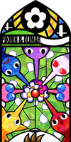 Smash Bros - Pikmin and Olimar by Quas-quas