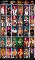 Shawn Michaels Poster by Chirantha