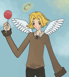 sunshine and lollypops. by optice