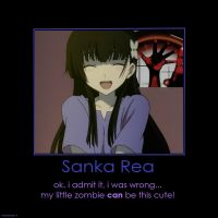 Sankarea...my little Zombie CAN be this cute!! by gamera68