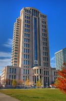 Justice Building by grodpro