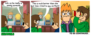 EWcomics No.105 - Mystery Pt.5 by eddsworld