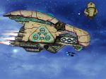 Military Mothership by KancoreEmperor