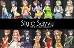 Style Savvy Trendsetters: What's your fashion? by Kamaniki