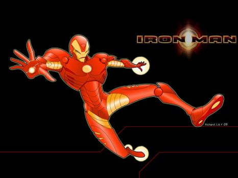 Ironman_2 by the-tracer