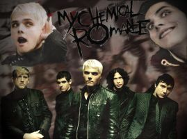 My chemical romance by tashmoister