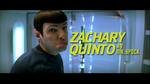 ZQ as Spock : D by TheGreatUndefeatable