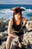 Revy Cosplay 2 by oOButler-ChanOo