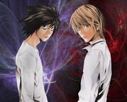 Death Note... by tym0
