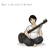 Carry the voice of the heart by jabroberg