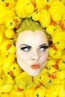 Duckface by madmaddiesmakeup