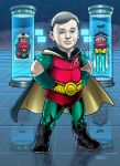 Robin son by renzomonero