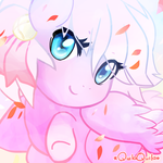 Commission Almond Sweetie by Quila-Quila