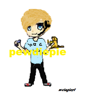 pewdiepie !!!! by wctaylor1