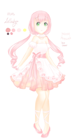 [Art Trade] Atlas Lullaby Append concept by HanaEve