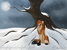 Freakplague in the snow by hecatehell