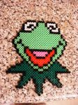 Kermit by PatchesOfInk
