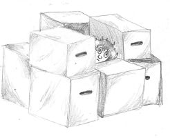 Box Elf by Novum-Semita
