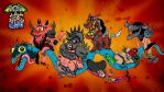 Gwar by Makinita