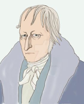 Hegel by fantastike