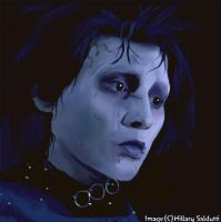 Edward Scissorhands- dal by dalmuln