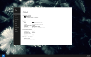 Modern UI : About PC by Brebenel-Silviu