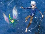 Jack Frost and Toothiana by animama