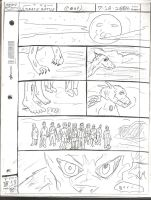 THE ULTIMATE BATTLE pg.179 by DW13-COMICS
