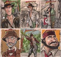 Indiana Jones Heritage by Hodges-Art