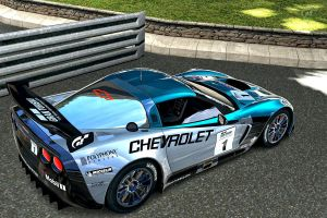 My new ZR-1 Corvette Race Car GT5 by whendt