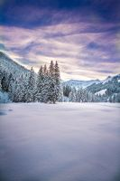 Saalbach Winter 2 by Idsard