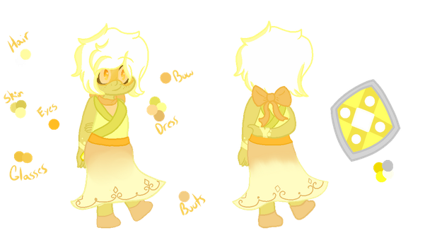 .:Gacha:. Heliodor by Anklesupport