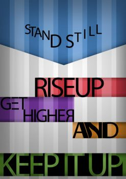 Rise UP by Ali704
