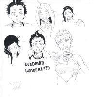 DeadMan Wonderland by CheruPereira