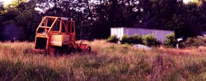 Tractor Field by desperation