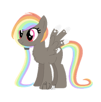 Rainbow Pegasus Raffle Giveaway ((CLOSED)) by iVuiAdopts