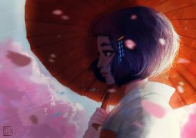 Hinode by Celiarts