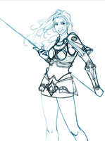 Lux WIP by JamFlavored