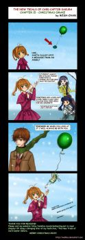 New Trials of Card Captor Sakura: Christmas Omake by wishluv