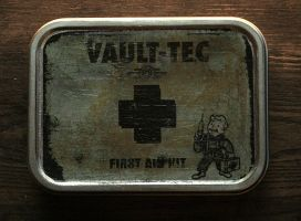 Fallout first aid kit III by dywa