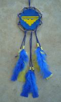 Garrus Vakarian Dream Catcher by RebelATS