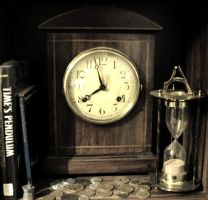 The Time Shelf by Forestina-Fotos