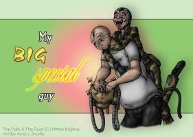 MGS3 - Big Special Guy by AmyJSmylie