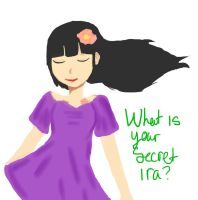 What is Ira's secret? by sunshine12313
