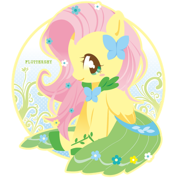 Fluttershy by inano2009