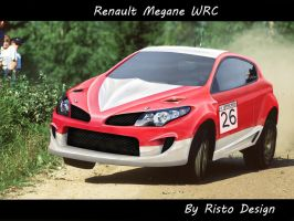 Megane WRC by RistoDesign