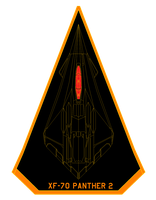 XF-70 panther 2 Patch by bagera3005